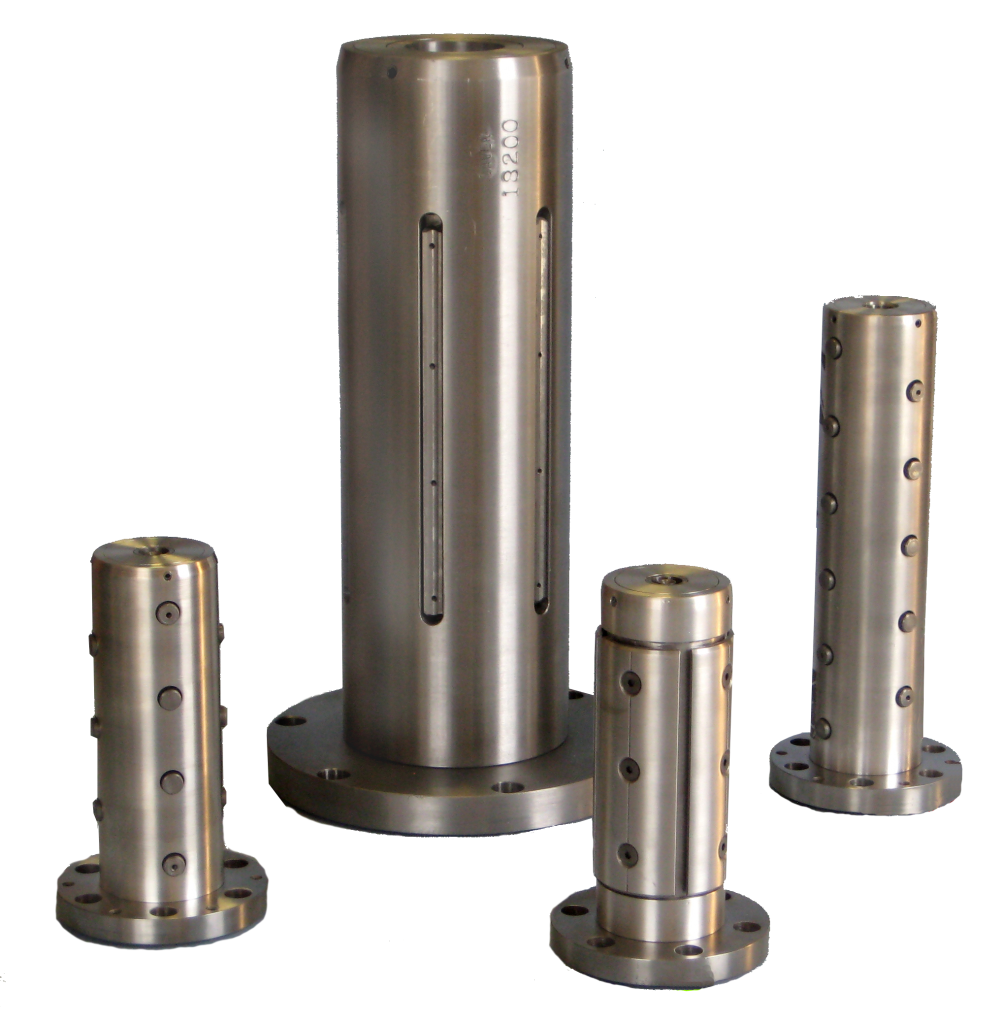 Expanding Air Shafts by Daven Manufacturing