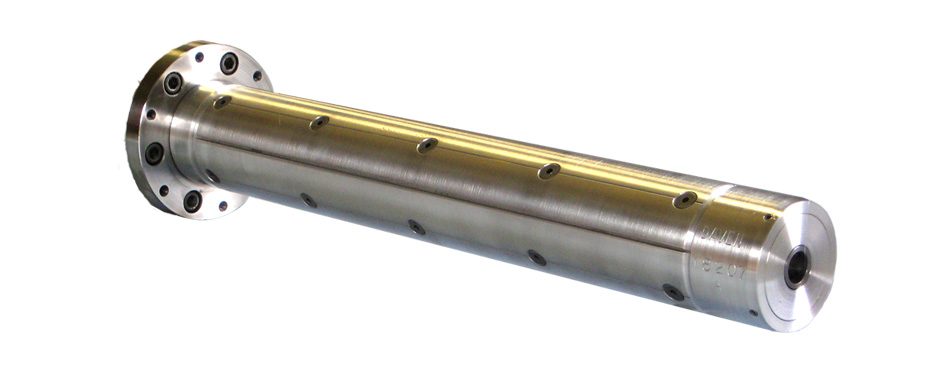 Leaf Style Expanding Shaft by Daven Manufacturing